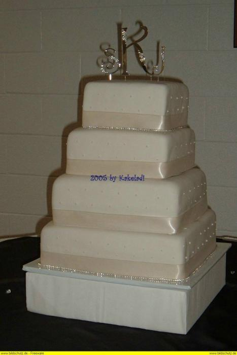 Sainsburys Wedding Cakes Tier Small